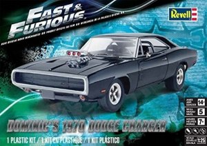 REV85-4319 - Revell 1/25 Dominic's 1970 Dodge Charger - Fast and Furious