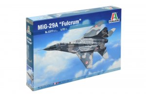 "ITA1377 - Italeri 1/72 MiG-29A ""Fulcrum"" (Decals for 2 Versions)"