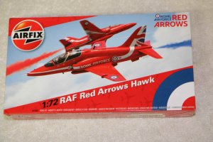 AIR02005C - Airfix 1/72 Red Arrows Hawk 2015