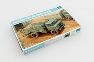 TRP01016 - Trumpeter 1/35 Russian GAZ-66 Light Truck I