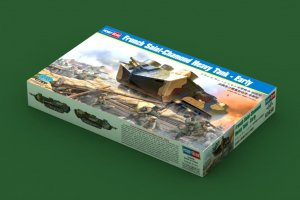 HBB83858 - Hobbyboss 1/35 French Saint-Chamond Heavy Tank - Early