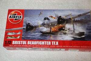 AIR04019 - Airfix 1/72 Beaufighter TF.X NEW TOOL 2015