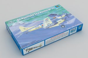 TRP02895 - Trumpeter 1/48 DE HAVILLAND SEA HORNET NF.21