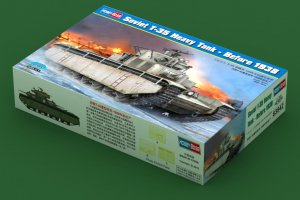 HBB83842 - Hobbyboss 1/35 T-35 Soviet T-35 Heavy Tank - Before 1938