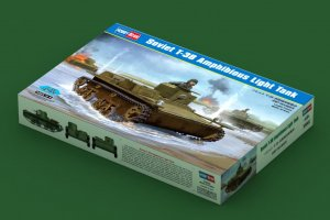 HBB83865 - Hobbyboss 1/35 Soviet T-38 Amphibious Light Tank