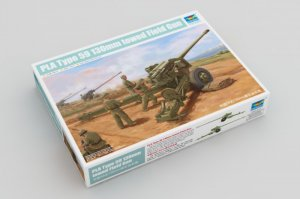 TRP02335 - Trumpeter 1/35 PLA Type 59 130mm towed Field Gun