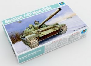 TRP01546 - Trumpeter 1/35 Russian T-62 Mod.1960