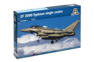 ITA1355 - Italeri 1/72 EF 2000 Typhoon single seater