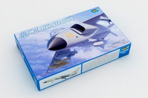TRP01664 - Trumpeter 1/72 JH-7A FLYING LEOPARD