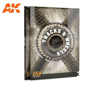 AKIAK274 - AK Interactive Tracks & Wheels