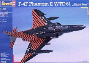 "REV04895 - Revell 1/32 F-4F Phantom II WTD 61 ""Flight Test"""