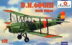 AMO72283 - Amodel 1/72 D.H. 60G III MOTH MAJOR