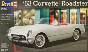 REV07067 - Revell 1/24 1953 Corvette Roadster