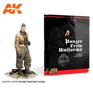AKIAK272 - AK Interactive AK LEARNING 02: PANZER CREW UNIFORMS PAINTING GUIDE