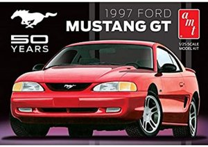AMT864 - AMT 1/25 1997 FORD MUSTANG GT (50 YEARS)