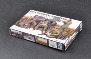 TRP00432 - Trumpeter 1/35 German Anti-Aircraft Gun Crew