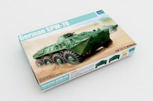 TRP01592 - Trumpeter 1/35 GERMAN SPW-70