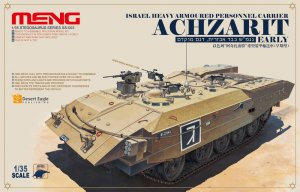 MENSS003 - Meng 1/35 ISRAELI ACHZARIT APC (EARLY)