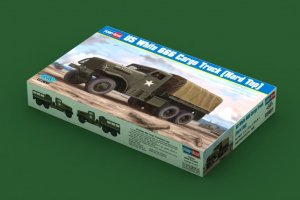 HBB83801 - Hobbyboss 1/35 US White 666 Cargo Truck [Hard Top]
