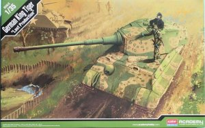 ACA13229 - Academy 1/35 German King Tiger - Last Production