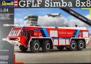 REV07514 - Revell 1/24 GFLF Simba 8X8 [Limited Edition]