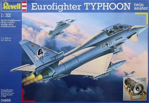 REV04855 - Revell 1/32 Eurofighter TYPHOON Twin Seater
