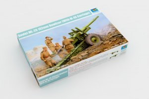 TRP02324 - Trumpeter 1/35 Soviet ML-20 152mm Howitzer (With M-46 Carriage)