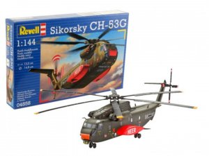 REV04858 - Revell 1/144 Sikorsky CH-53G Transport Helicopter