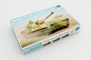 TRP05571 - Trumpeter 1/35 Russian 2S1 Self-propelled Howitzer