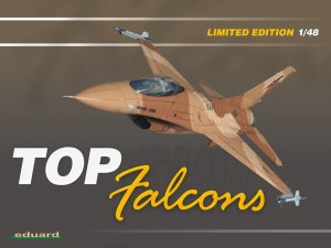 "EDU1173 - Eduard Models 1/48 ""TOP FALCONS"" LTD ED"