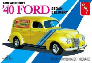 AMT769 - AMT 1/25 1940 FORD SEDAN DELIVERY GENE WINFIELD