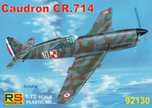 RSM92130 - RS Models 1/72 CAUDRON CR.714