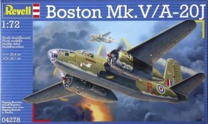 REV04278 - Revell 1/72 Boston Mk.V/A-20J