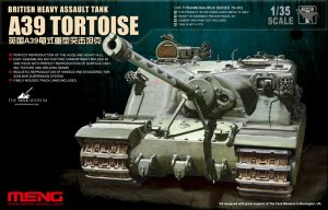 MENTS002 - Meng 1/35 A39 TORTOISE HEAVY ASSAULT TANK
