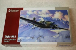 "SPE72251 - Special Hobby 1/72 Digby Mk.I ""Bolo in Canada"" CANADIAN CONTENT"