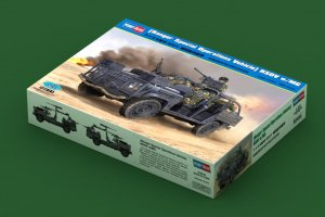 HBB82450 - Hobbyboss 1/35 [Range Special Operations Vehicle] RSOV w/MG