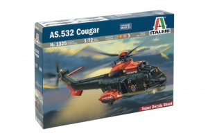 ITA1325 - Italeri 1/72 AS.532 Cougar