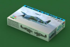HBB80361 - Hobbyboss 1/48 British Fleet Air Arm Hellcat Mk.II