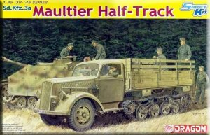 DRA6761 - Dragon 1/35 Sd.Kfz.3a Maultier Half-Track - Smart Kit - '39-'45 Series