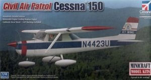MIN11667 - Minicraft 1/48 Civil Air Patrol Cessna 150