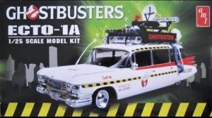 AMT750 - AMT 1/25 GHOSTBUSTERS ECTO-1A