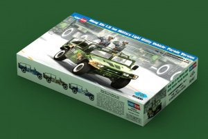 HBB82467 - Hobbyboss 1/35 Meng Shi 1.5 ton Military Light Utility Vehicle - Parade Version