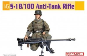 DRA75032 - Dragon 1/6 S-18/100 Anti-Tank Rifle