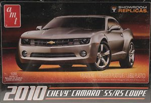 AMT742 - AMT 1/25 2010 CAMARO SS/RS COUPE