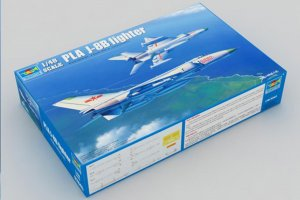 TRP02845 - Trumpeter 1/48 PLA J-8B PLA FIGHTER
