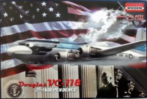 ROD307 - Roden 1/144 VC-118 'The Independence'