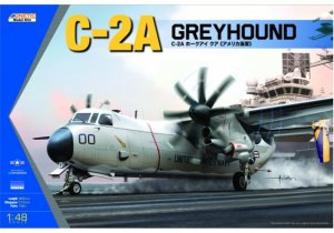 KIN48025 - Kinetic 1/48 C-2A GREYHOUND