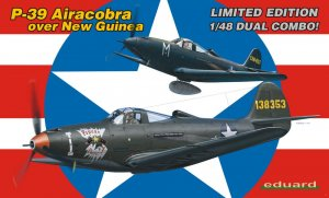 EDU1152 - Eduard Models 1/48 P-39 AIRACOBRA OVER NEW GUINEA [LTD.ED.] DUAL COMBO