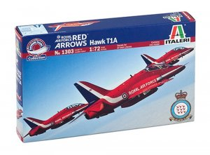 ITA1303 - Italeri 1/72 Hawk T1A Royal Air Force RED ARROWS