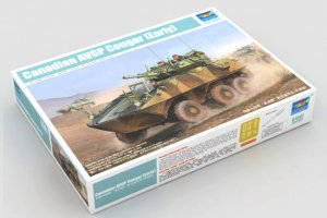 TRP01501 - Trumpeter 1/35 CANADIAN AVGP COUGAR (EARLY)